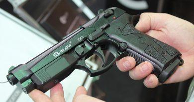 IWA-2017: Nem halálos önvédelmi eszközök