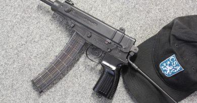 CSA .22 LR Skorpion