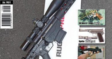 Ruger Precision Rifle .308 Win. 2. rész