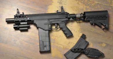 MilSig M5 Magnum .68 magfed marker 1. rész