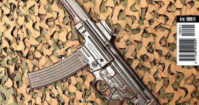 Sturmgewehr-44 7,92×33 mm gépkarabély 2. rész