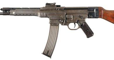 Sturmgewehr-44 7,92×33 mm – 1. rész