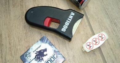 NIIPH Antidog (GSG Pyrodefender) flash-bang/jelzőrakétalövő eszköz
