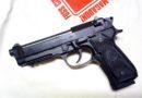 Beretta M92A1 pisztoly 1. rész