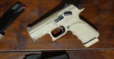 BUL G-Cherokee Compact 9×19 mm