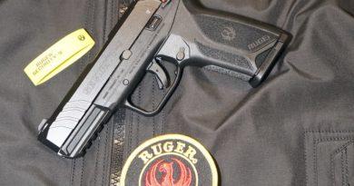 Ruger Security-9 9 mm Luger (15+1) – 2. rész