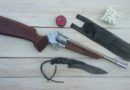 Keserű ONESTA-Revolverpuska (gumilövedékes)