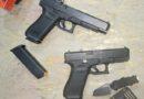 Glock 45 és G34Gen5 MOS 9 mm Luger pisztolyok 2. rész