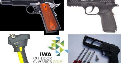 IWA-2019 nem halálos eszközök 2. rész