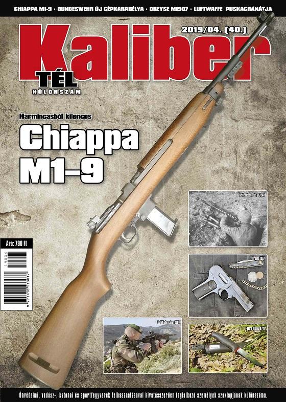 Kaliber Magazin Különszám 2019 Tél (40.)
