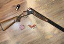 Godfather-19M gumilövedékes muzeális hátultöltős puska