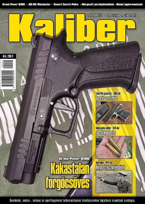 Kaliber Magazin 264 (2020. április)