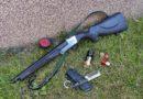 Keserű Godfather-19M SINGLE 18 mm gumilövedékes muzeális puska