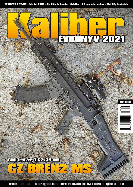 Kaliber Évkönyv 2021