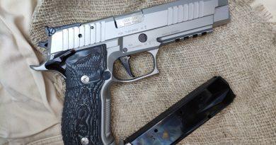 SIG Sauer X-Five Supermatch (9 mm Luger) 2. rész