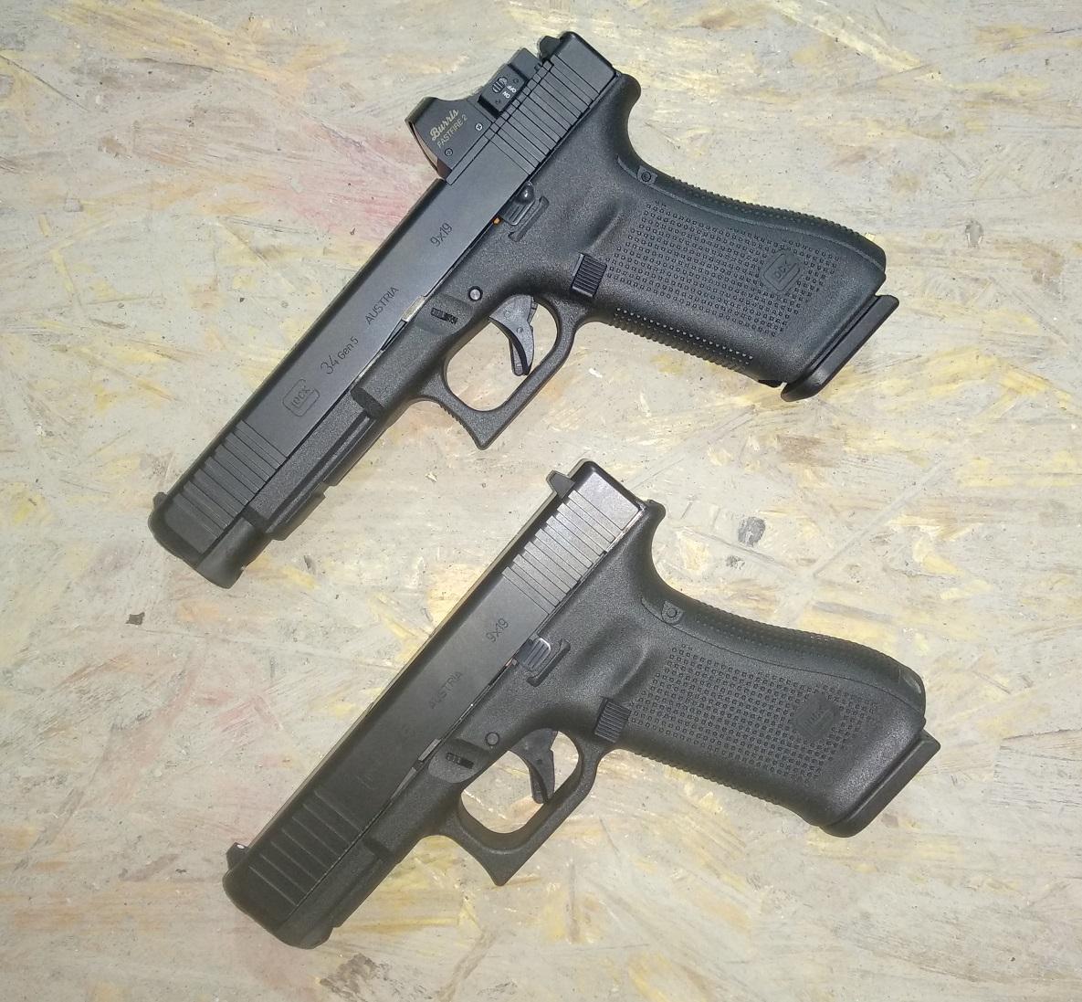 Glock 45 Mos Fs Gastronomia Y Viajes