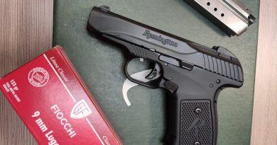 Remington R51 9 mm Luger pisztoly 2. rész