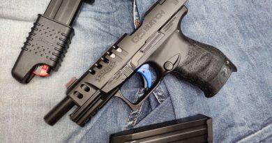 Walther Q5 Match (9 mm Luger, 15+1) – 2. rész