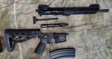 Magyar AR-15 – 2. rész: BTS-15 (.300 BLK, .223 Rem., .22 LR)